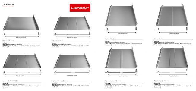 lambda panel mintázatok