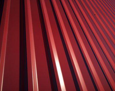 T18 trapézlemez piros